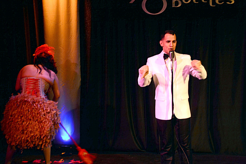 Drop Dead Dames Burlesque Revue