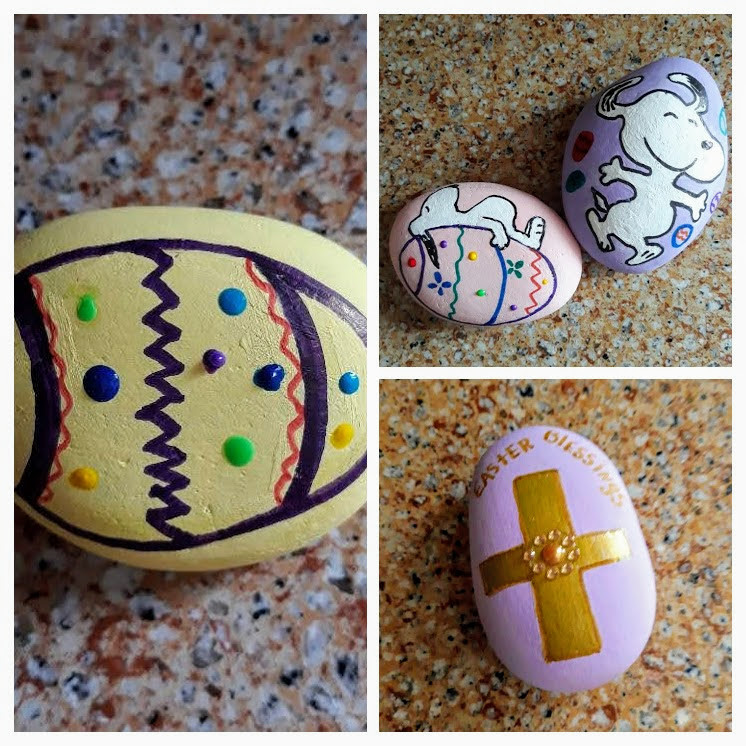 Rocks For Easter Blessings!
