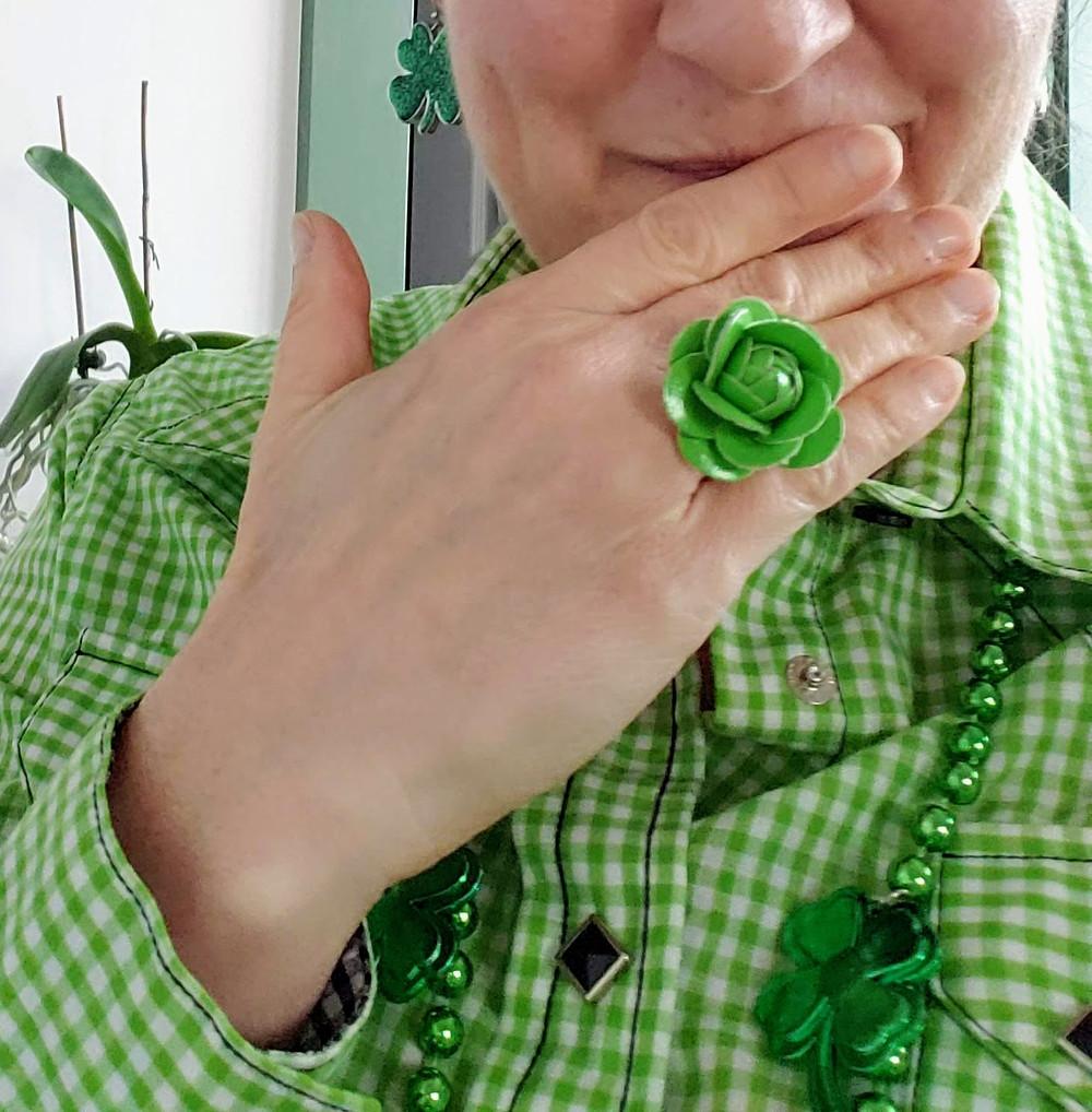 Green Accessories!