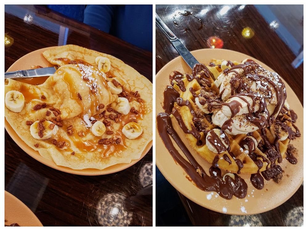 Two epic desserts!
