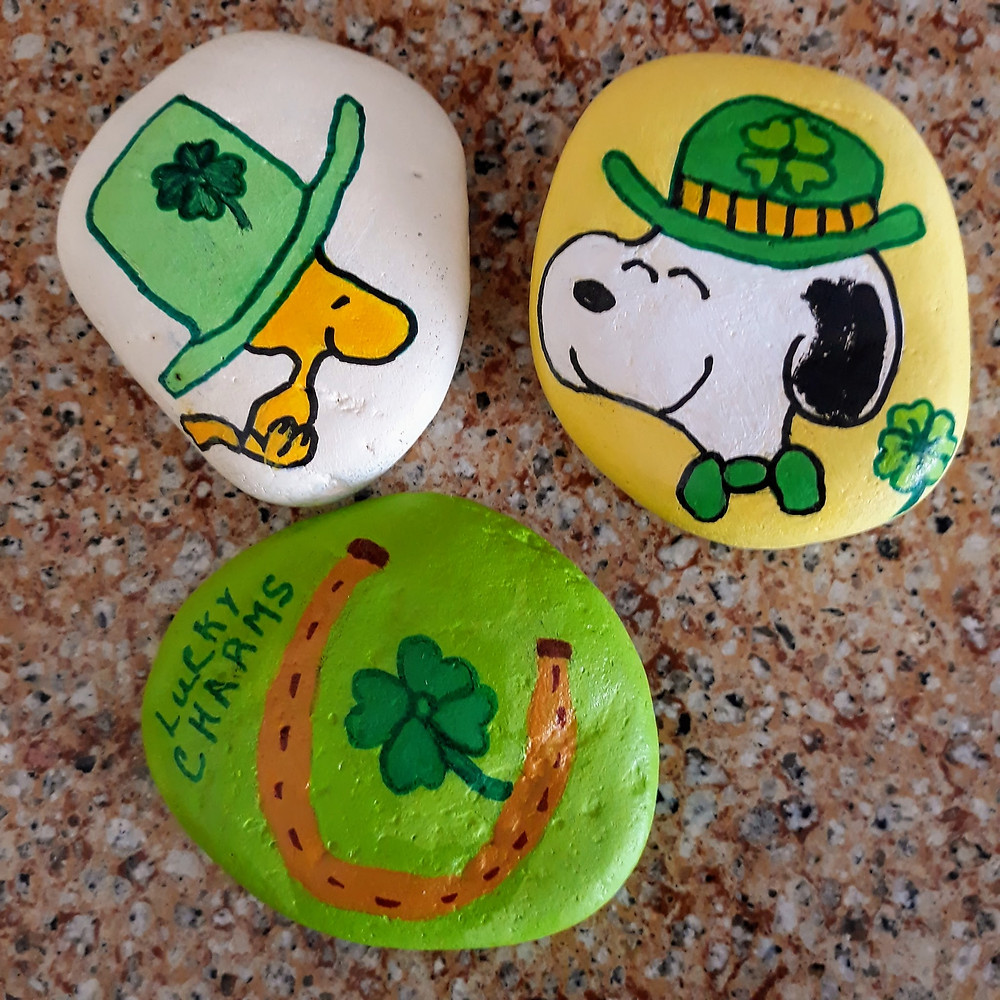 Rocks With Luck!