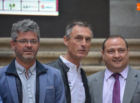 Presentación de la Vuelta a Salamanca 2019