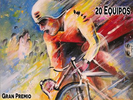 La 49 Edición de la Vuelta Ciclista a Salamanca ya está lista.