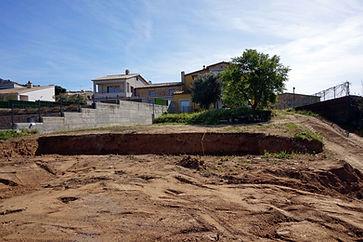 Construcción casa Costa Brava