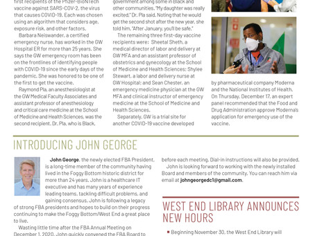 Foggy Bottom News PDF - December 18 Issue