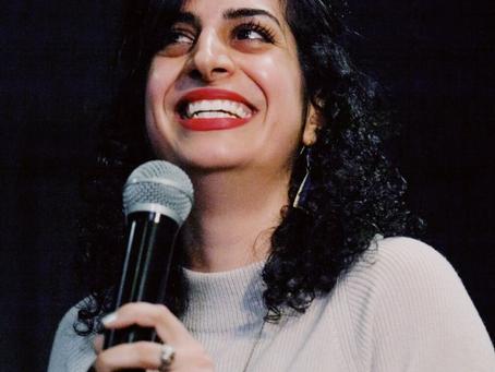TEDxFoggyBottom 2019 Speaker: Dr. Maryam Zaringhalam