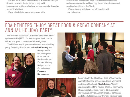 Foggy Bottom News PDF - December 6 Issue
