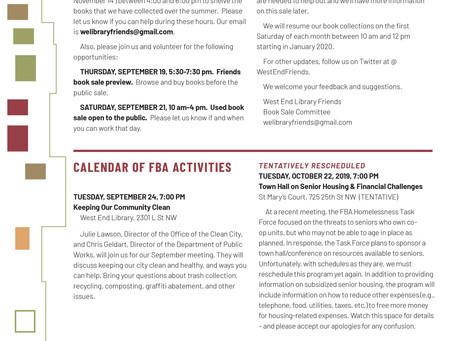 Foggy Bottom News PDF - September 13 Issue