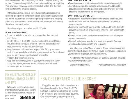 Foggy Bottom News PDF - June 28 Issue