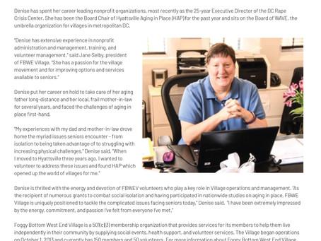 Foggy Bottom News PDF - May 3 Issue