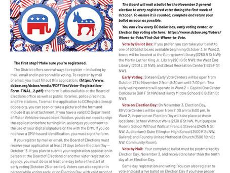 Foggy Bottom News PDF - September 4 Issue