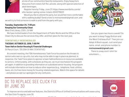 Foggy Bottom News PDF - June 14 Issue