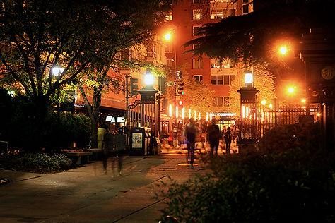 "GW University, I Street Mall, ""Eye"" street, DC, Northwest DC, Eye Street Mall"