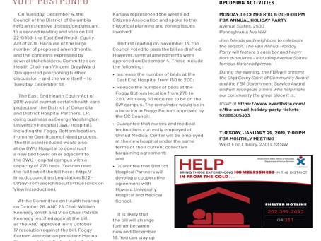 Foggy Bottom News PDF - December 6 Issue