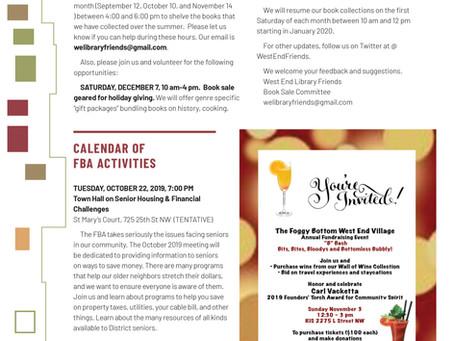 Foggy Bottom News PDF - October 4 Issue