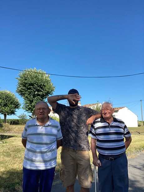 Résidence de Kegrea à Lignières-Sonneville