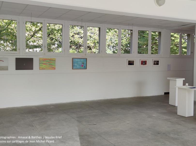 """JEP 2020 L'École Expo """"7 d'ans d'arts"""""""