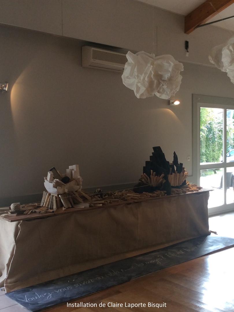 """JEP 2020 Salle des loisirs de Touzac Expo """"7 d'ans d'arts"""""""