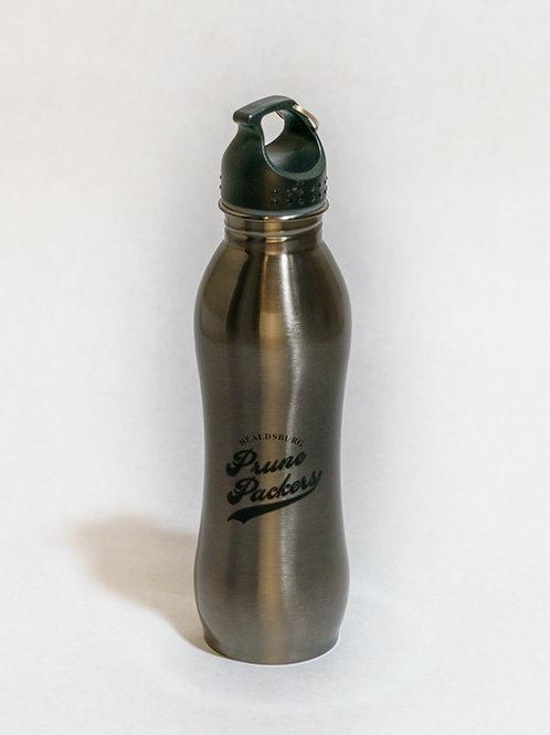 Prune Packer Steel Water Bottle