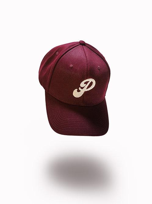 Prune Packers Youth Maroon Velcro Adjustable Hat