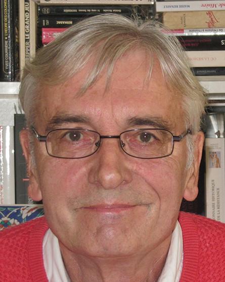 Michel CHAUMET historien de Niort