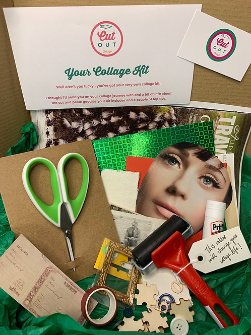 Collage Kit for grown ups!