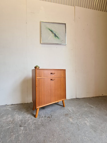 Danish Mini Cocktail Cabinet