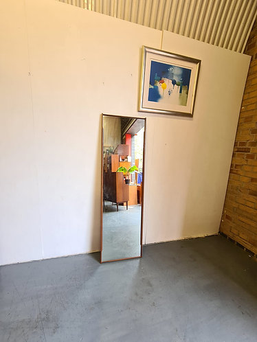 Mid Century Full Length Mirror