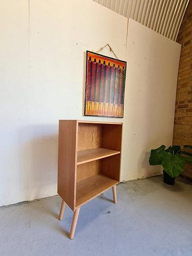 Retro Mini Bookcase