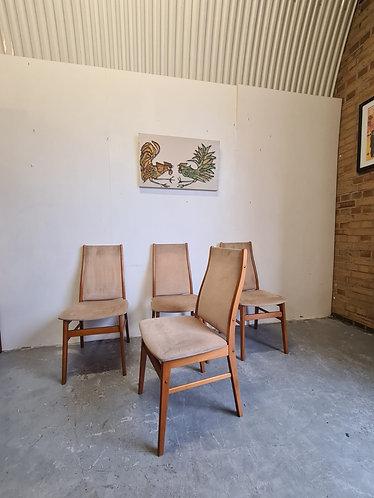 4 x Farstrup Dining Chairs