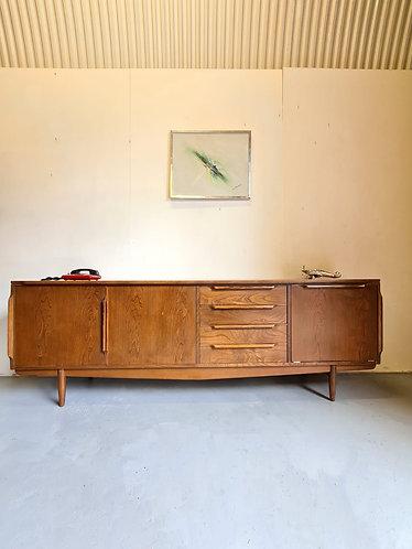 Mid Century Oak Sideboard