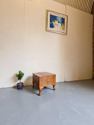 Art Deco Low Side Table