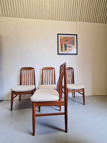 4 x Benny Linden Dining Chairs