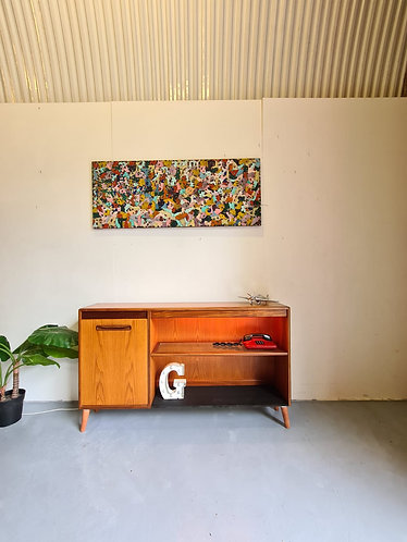 Mid Century Cocktail Sideboard