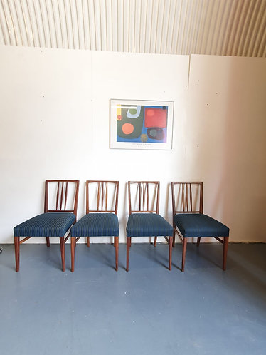 4 x Gordon Russell Dining Chairs