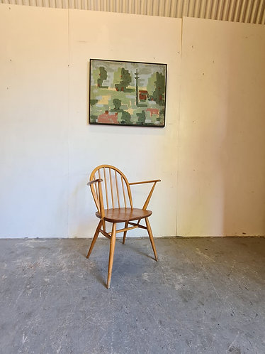 Vintage Ercol Carver Chair