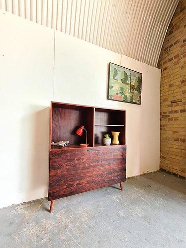 Danish Rosewood Highboard
