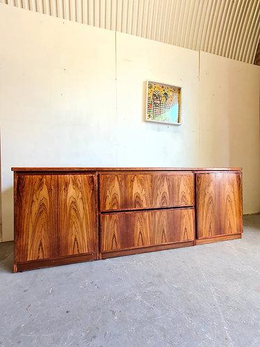 Scanflex Rosewood Sideboard