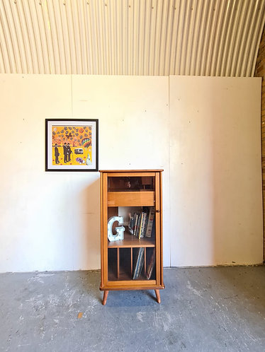 G Plan Record Cabinet