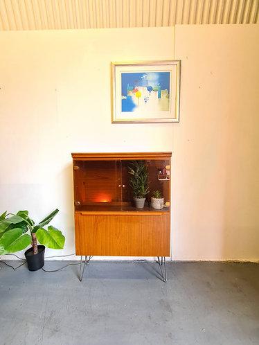 Mid Century Display Cabinet