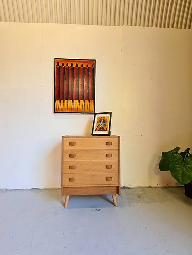 Domino Chest Of Drawers