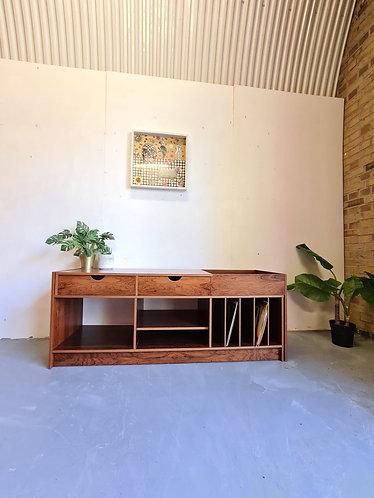 Swedish Rosewood Extending Sideboard