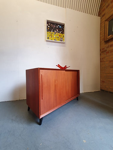 Danish Teak Sideboard