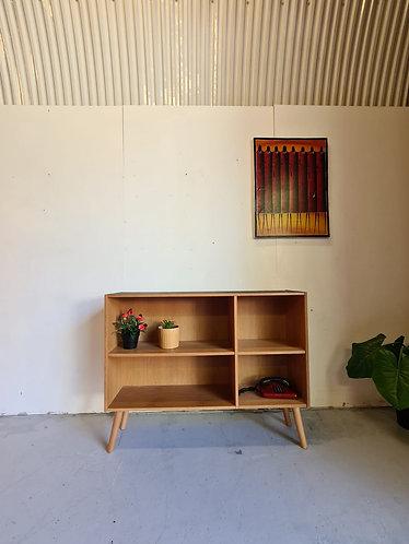 Domino Oak Bookcase