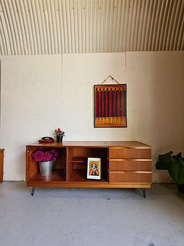Retro  Open Sideboard