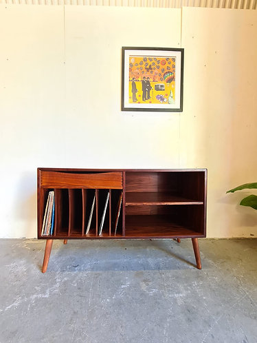 Rosewood Record Sideboard