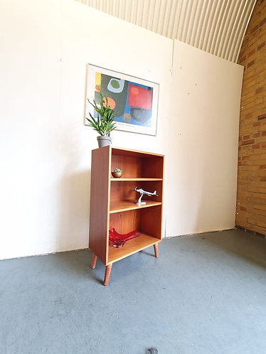 Danish Compact Bookcase