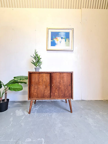 Rosewood Compact Sideboard