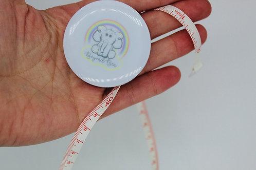 Pocket-size retractable tape measure