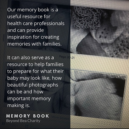 Memory Book (Latest edition 20/21)